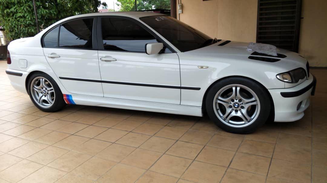 Original Msport BMW e46