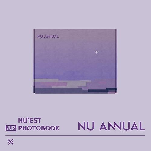 [Photobook] NU`EST - NU ANNUAL (AR Photobook)[PER-ORDER]