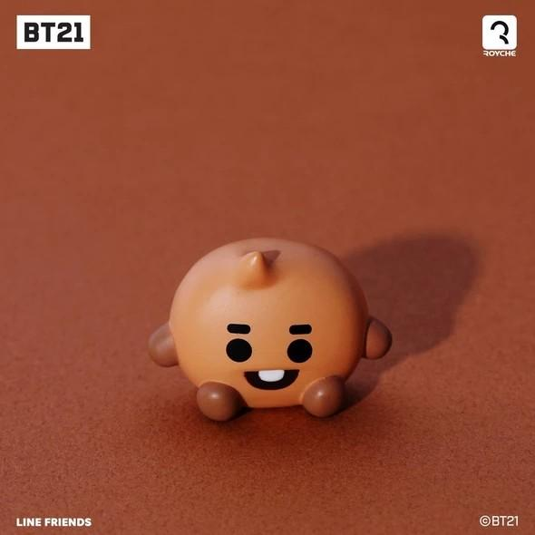 (PO) Official BTS BT21 x Royche Baby Monitor Figure
