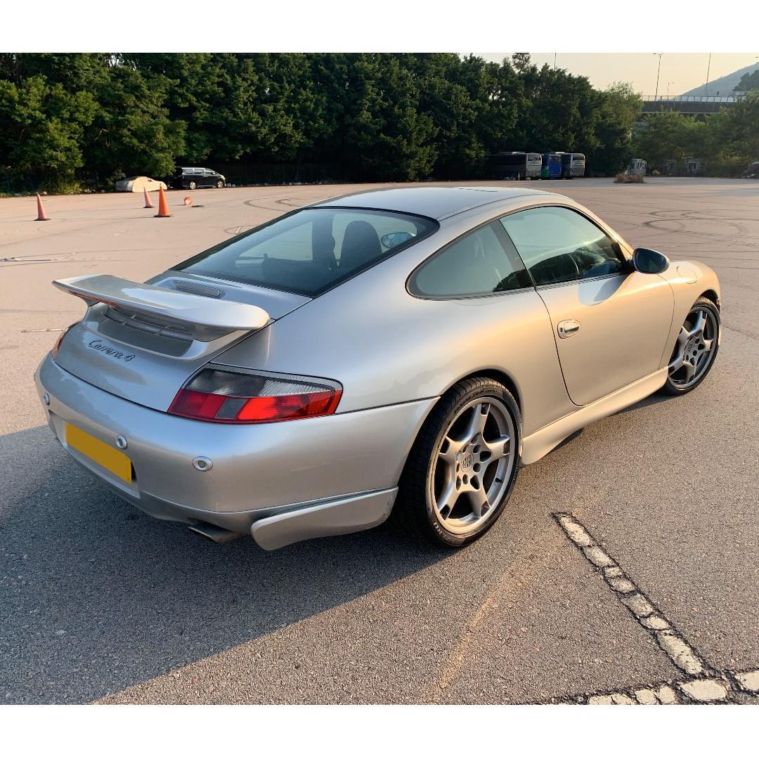 2001 Porsche 911 996 Carrera 4 Coupe (2329)