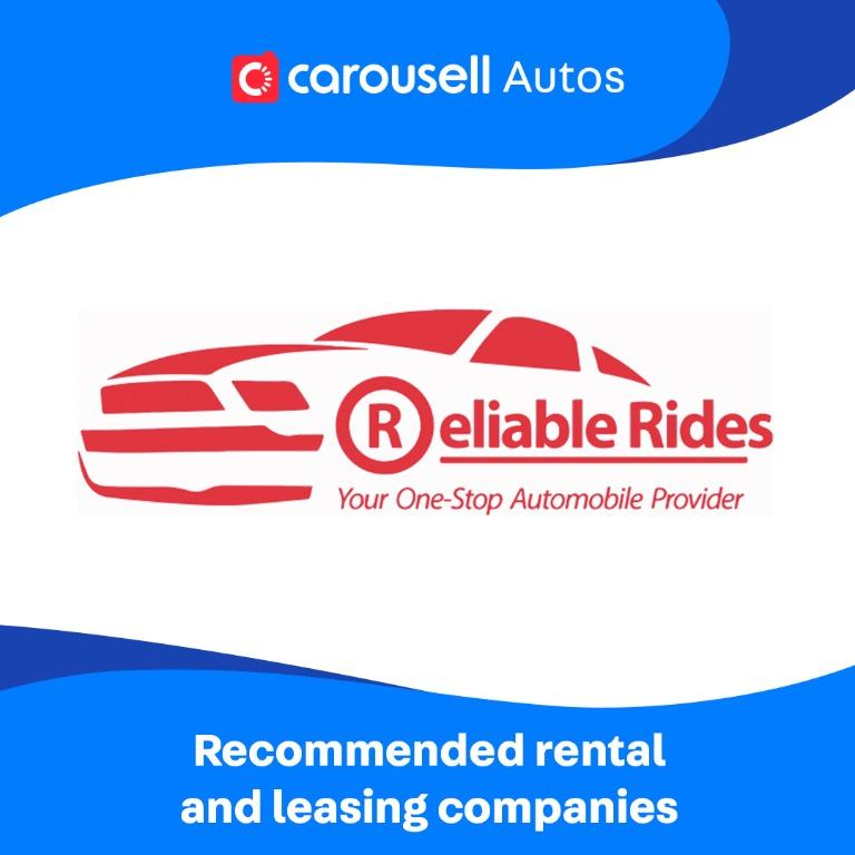 Reliable Rides - Recommended rental and leasing companies