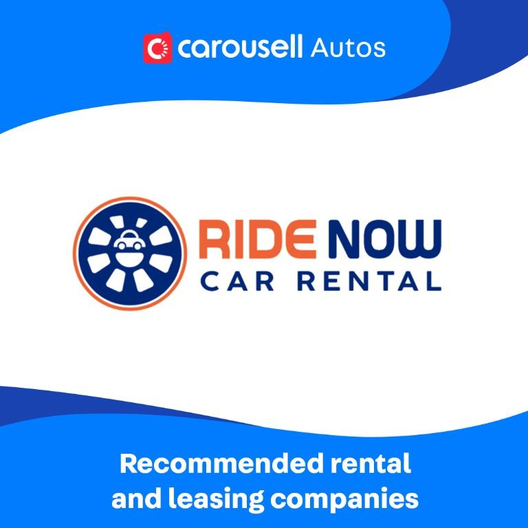 Ride Now - Recommended rental and leasing companies