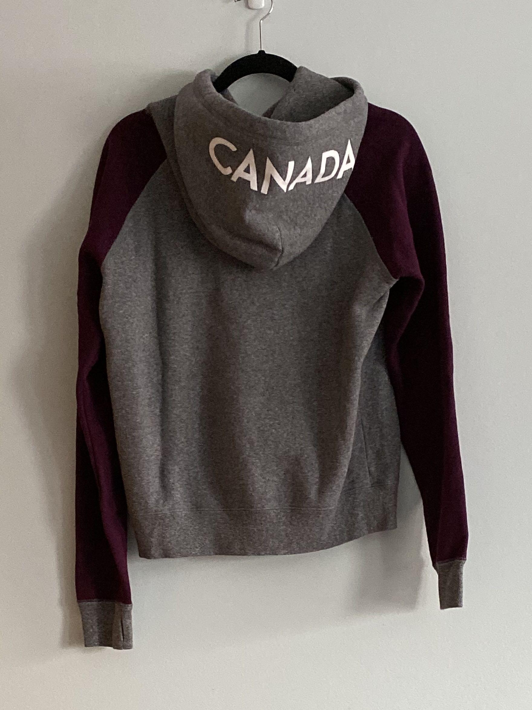 Roots Canada 150 anniversary limited edition Ottawa hoodie