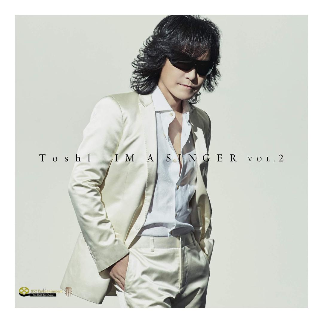 TOSHI (X-Japan) I'm A Singer Vol.2 (TW) CD 2019 (包郵)