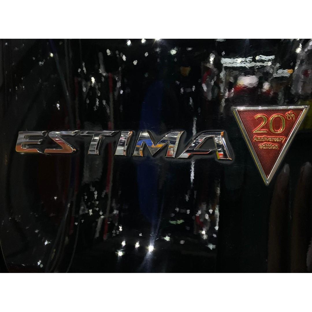 TOYOTA 20周年版 ESTIMA AERAS 2.4