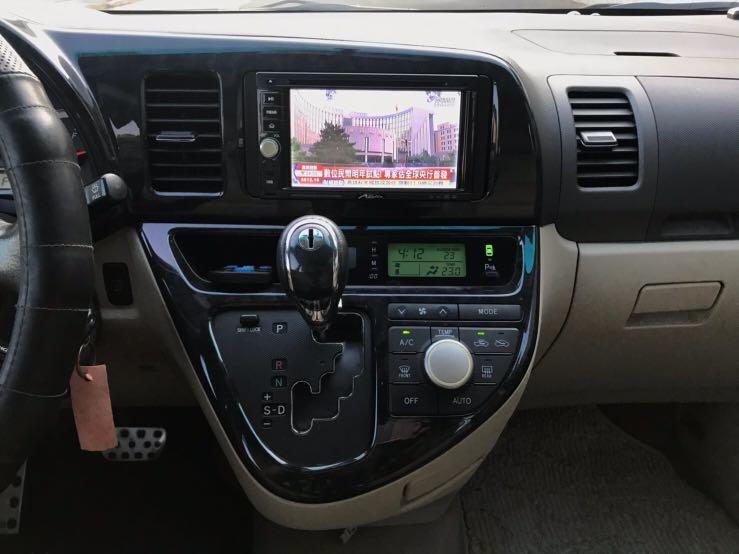 Toyota Wish 2007年 小改款
