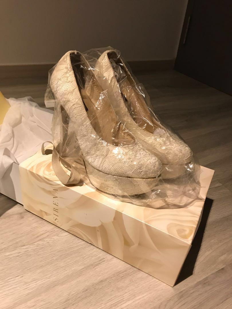 Wedding Shoes/Heels