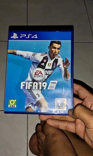 FIFA 19 PS4 BD