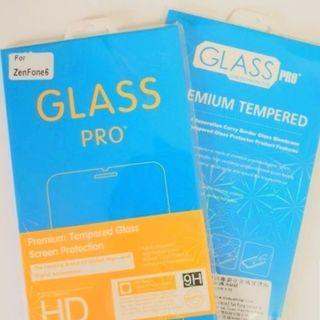鋼化玻璃保護膜(華碩zenfong6)特價2片99