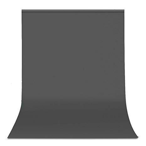 10x20 feet Photo Video Grey Muslin Backdrop / PhotoVideoSpot . ca
