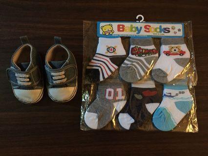 Shoes & Socks Bundle
