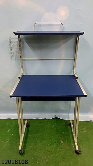 【弘旺二手家具生活館】二手/中古 藍色書桌 兒童書桌 鄉村風書桌 辦公桌椅 電腦桌 -各式新舊/二手家具 生活家電買賣