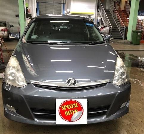 2007 Toyota Wish MPV @ $360 per week