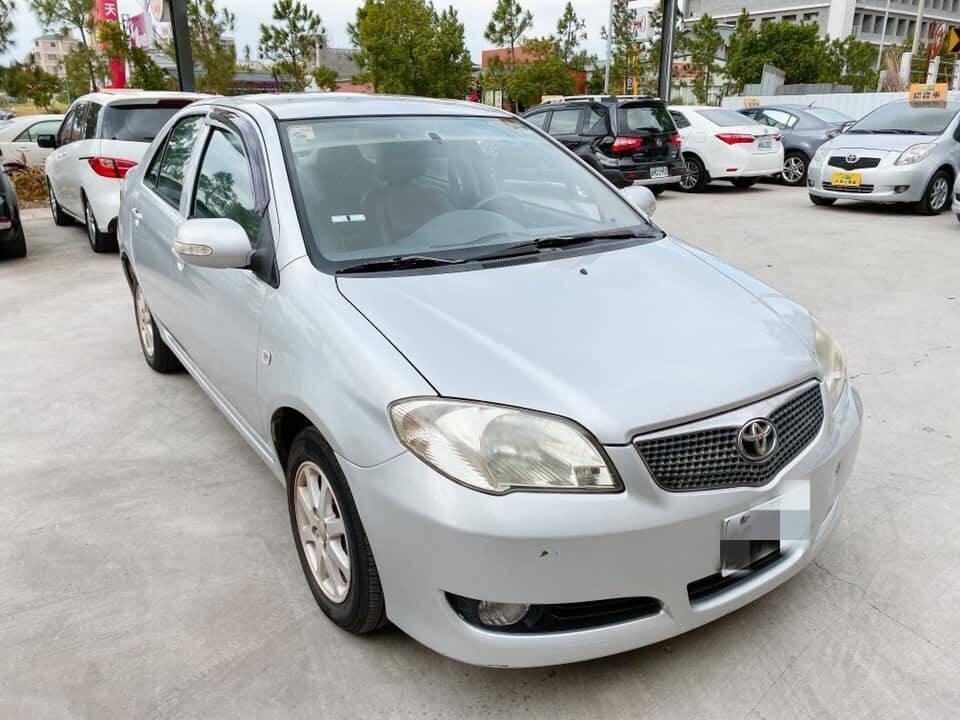 2008 TOYOTA VIOS 1.5 一手車 省油省稅 代步車 里程少 認證車 二手車 中古車