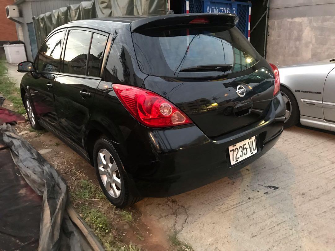 [自售]2009 優質市區代步小車 TIIDA 已購新車 單純跑多 原廠保養 保證一手車 無重大事故