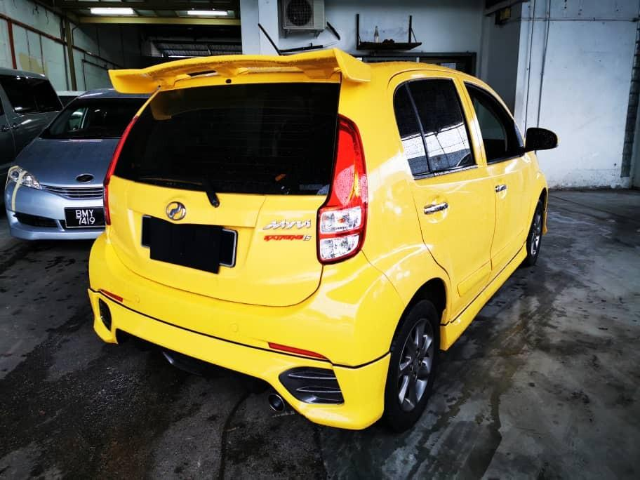 2011TH🚘P.MYVI 1.5AT EXTREME Full Package OfferPrice🎉Rm28,800 Only‼LowestPrice InJB‼Call📲Mr.Keong