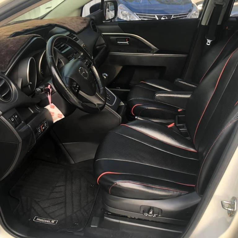 2012 MAZDA5 馬5 七人座 休旅車 電動側滑門 天窗 恆溫 駕駛座電動椅 二手車 中古車
