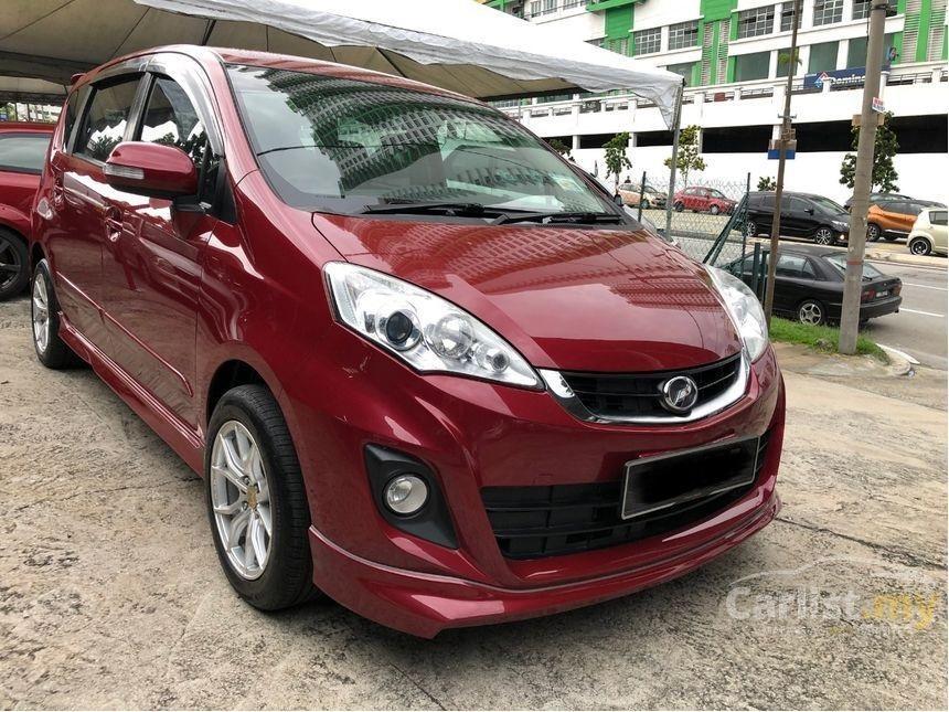2016 Perodua Alza 1.5 Advance (A) One Owner Full Perodua Service Mileage-39K KM Only     http://wasap.my/601110315793/AlzaAdv2016