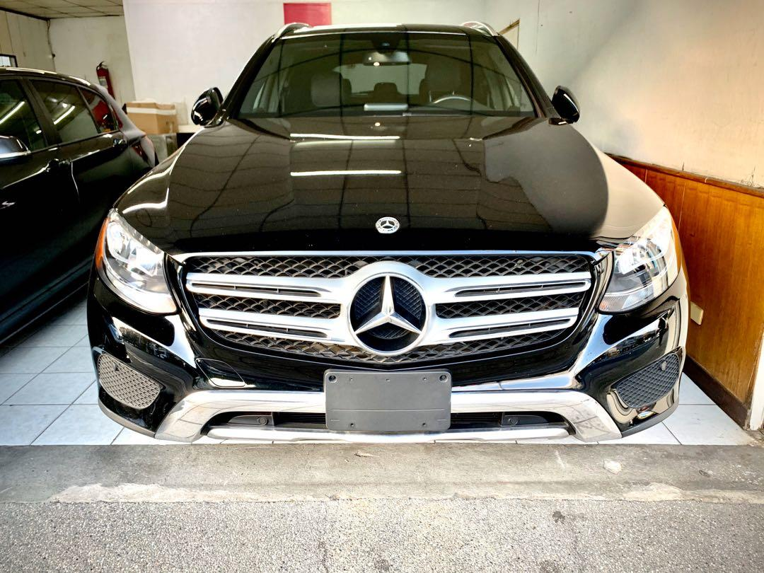 2018年Mercedes-Benz GLC 300 4matic.