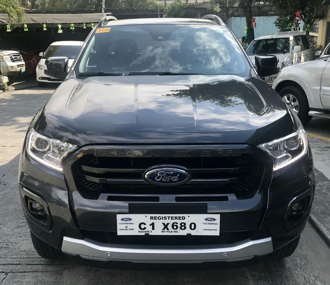 2019 Ford Ranger 2.0L BiTurbo Wildtrak 4x4 AT, Cars For