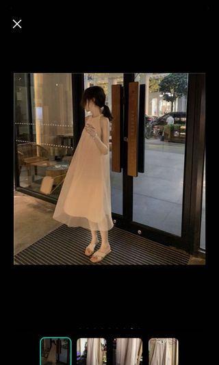 典雅氣質洋裝/僅穿一次