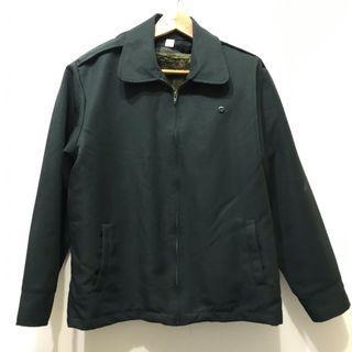 XL軍綠內刷毛軍外套Green military jacket(超保暖)