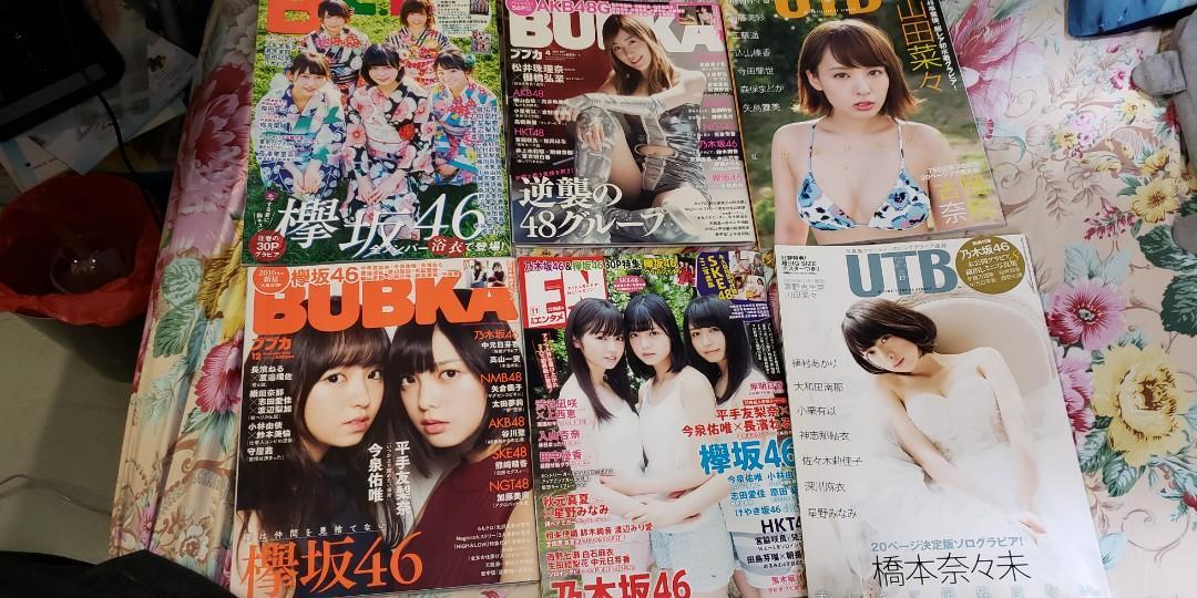 AKB48/坂道46雜誌
