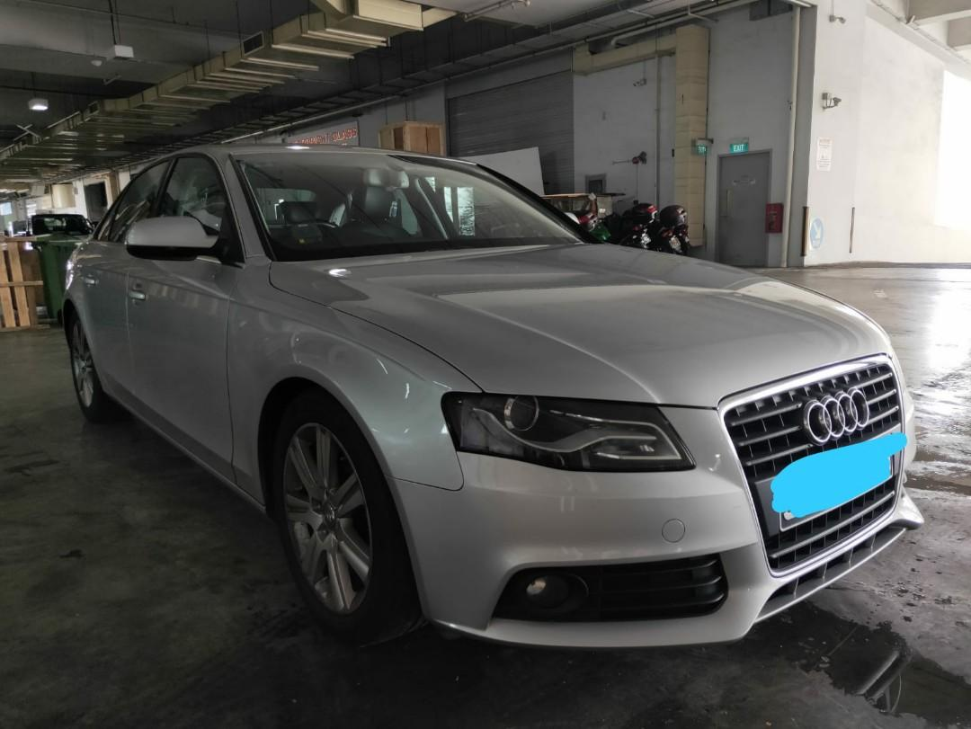 Audi A4 For Rent for $60 Car For Rent