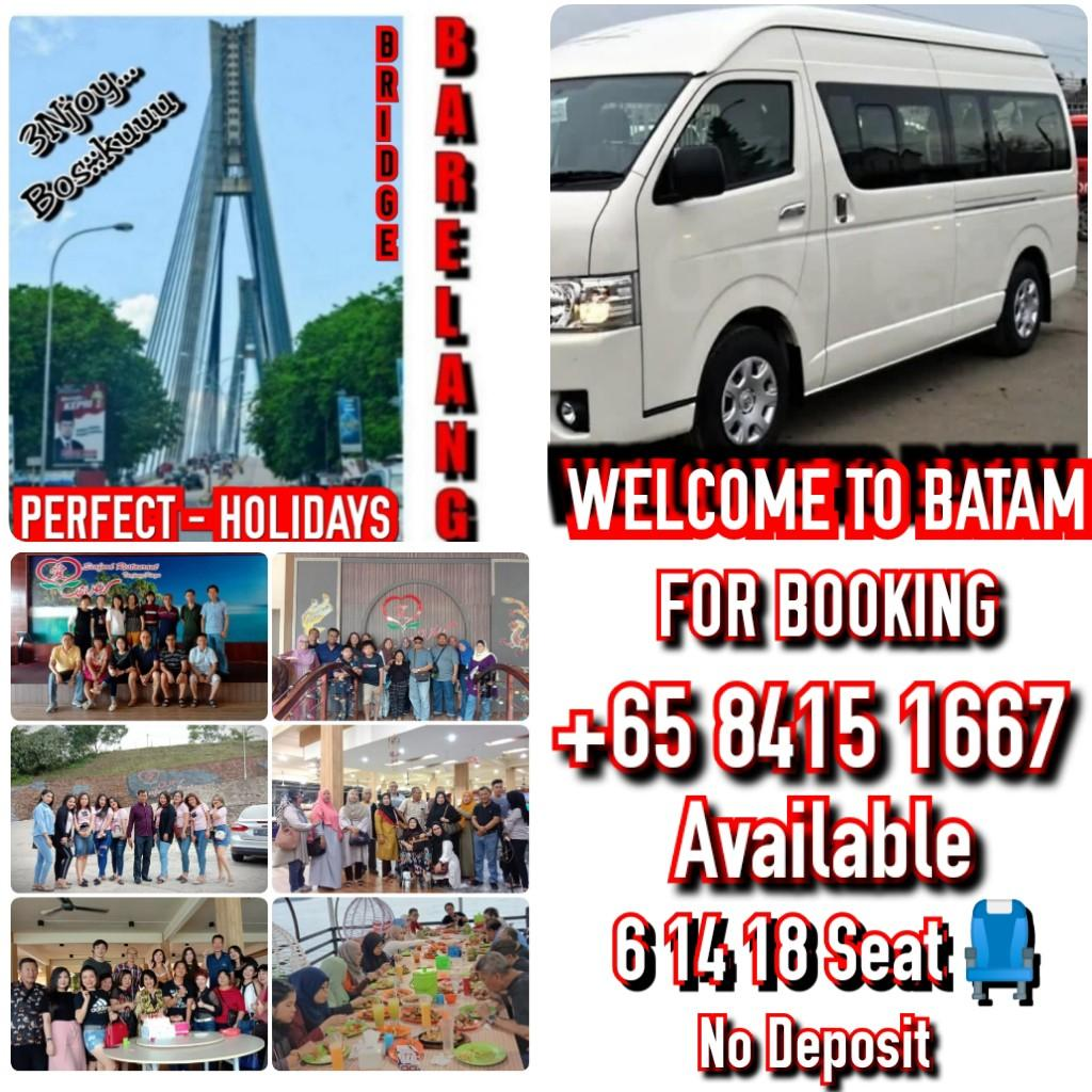 """Batam Transport  http://www.wasap.my/+6584151667   Fast respon""""Thanks you 😉😉"""