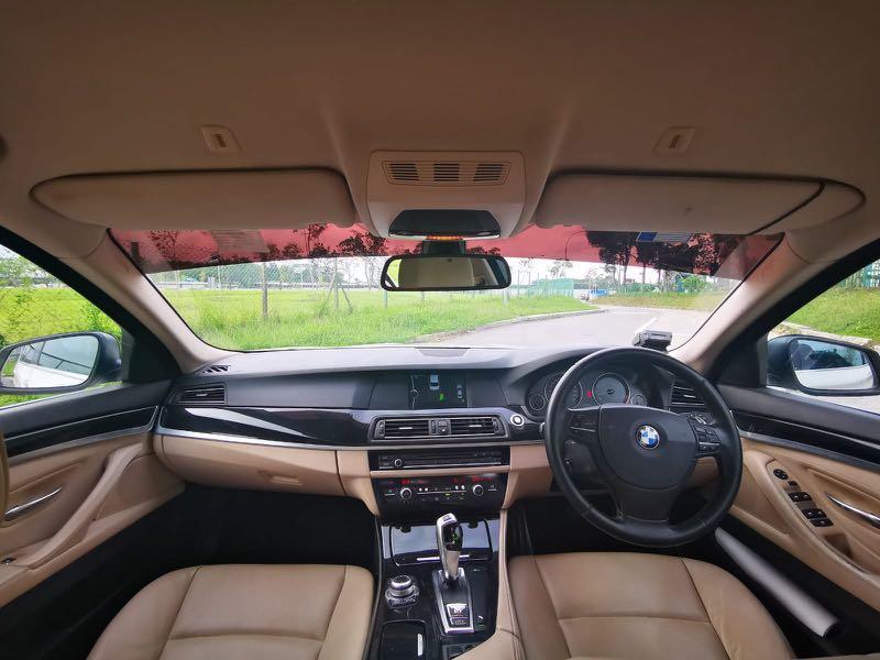 BMW 520i Sedan Auto For Car Rental. Wedding Car/ Event Car Rental