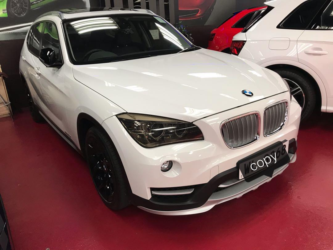 BMW X1 sDrive20A 2014
