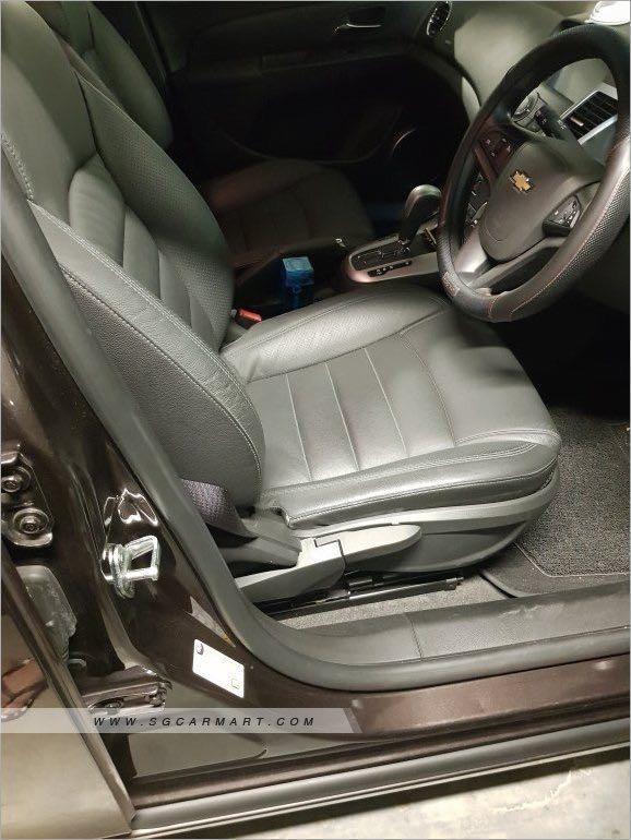 Chevrolet Cruze 1.6 (A)