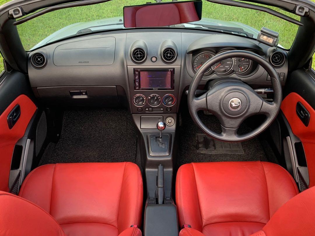 Daihatsu Copen 660 (A)