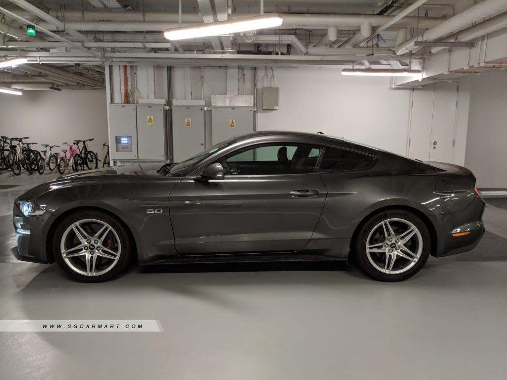 Ford Mustang 5.0 GT Coupe (A)