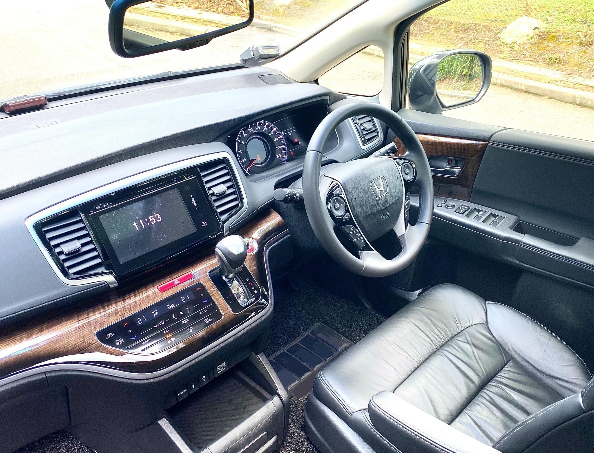 Honda Odyssey 2.4 MPV i-Vtec (EXV-S) Auto