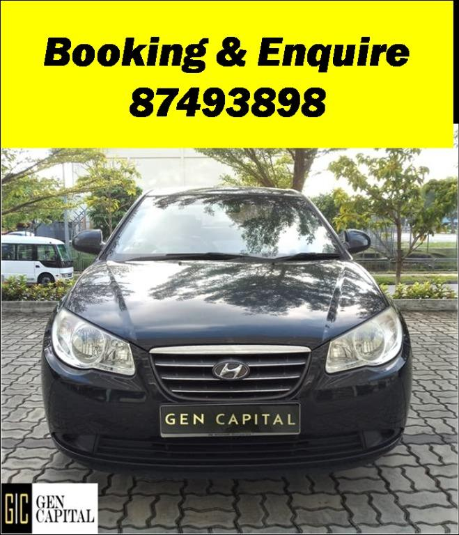 Hyundai Avante - Deposit Driveaway Immediately! Whatsapp 87493898