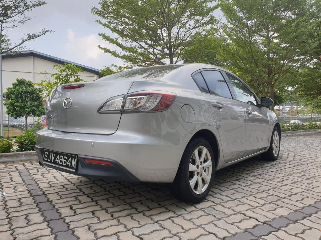 MAZDA 3 Cheapest rental in town! No hidden fees & charges. Deposit driveoff immediately!