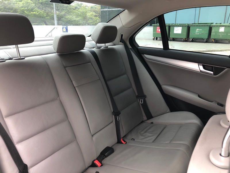 Mercedes Benz C200(Renew coe)