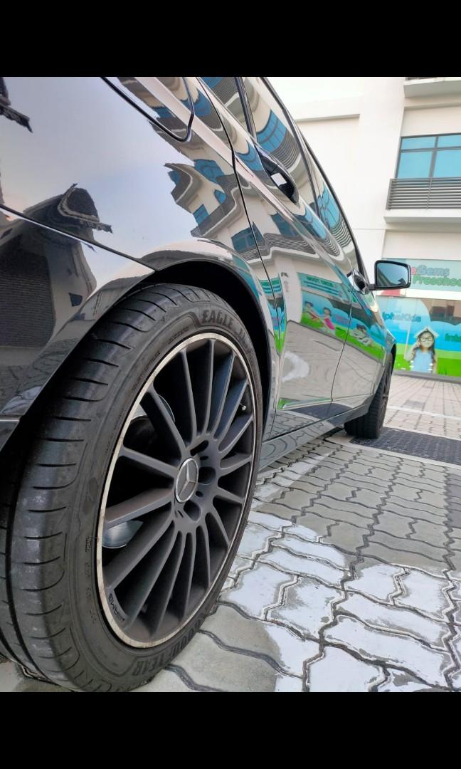 Mercedes-Benz C180 (A)