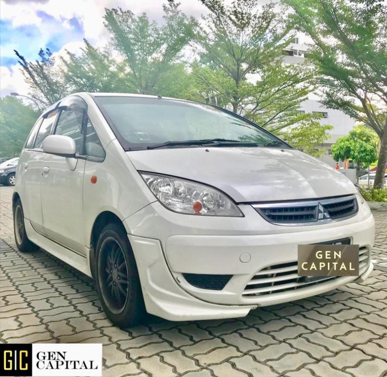 Mitsubishi Coltplus   Lowest rental rates, fuel efficient & spacious whatsapp Edwin @87493898 now!!!
