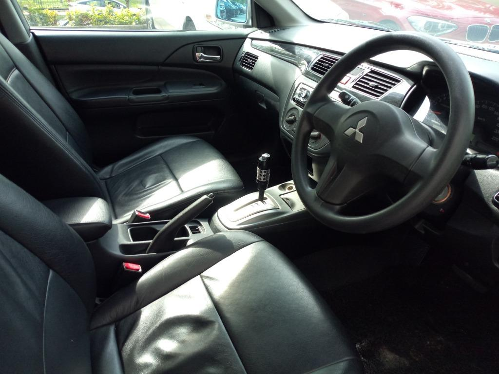 Mitsubishi Lancer - Just down $500 and drive off! Whatsapp @87493898NOW!!!