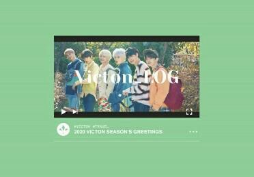 [MY GO] VICTON 2020 SEASON'S GREETING [Victon_LOG]