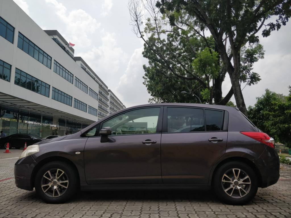 Nissan Latio Cheapest rental in town! No hidden fees & charges. Deposit driveoff immediately!