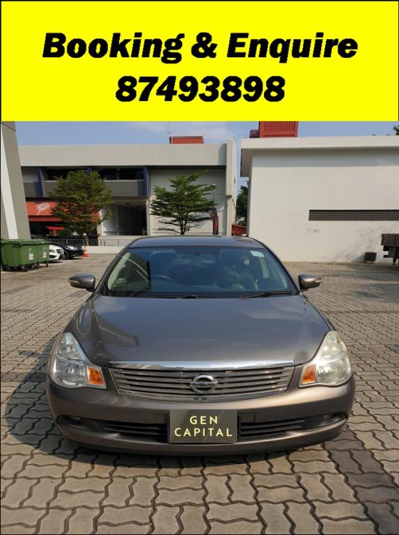 Nissan Sylphy - Just down $500 and drive off! Whatsapp @87493898NOW!!!