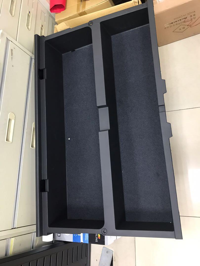 outalander  (全新)後車廂置物盒-5人座平整組