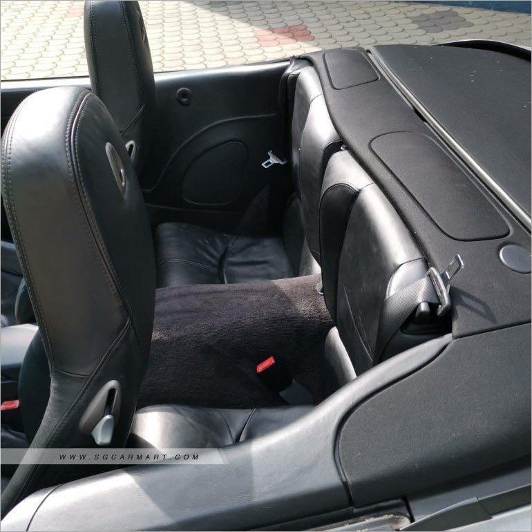 Porsche 911 911S Cabriolet Tip Auto