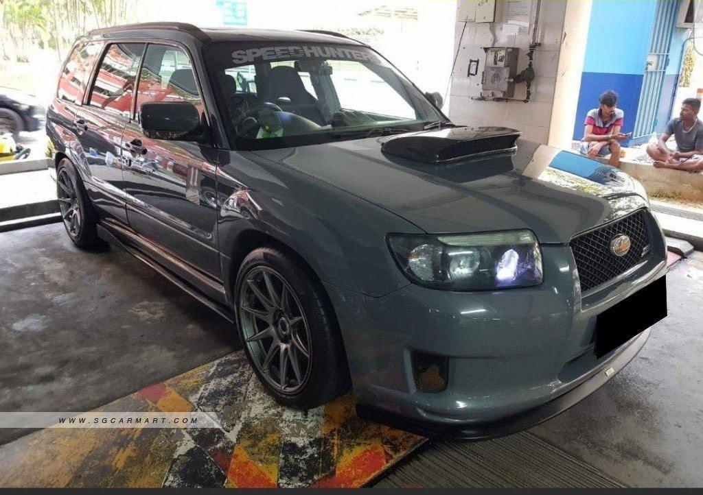Subaru Forester 2.5 (A)