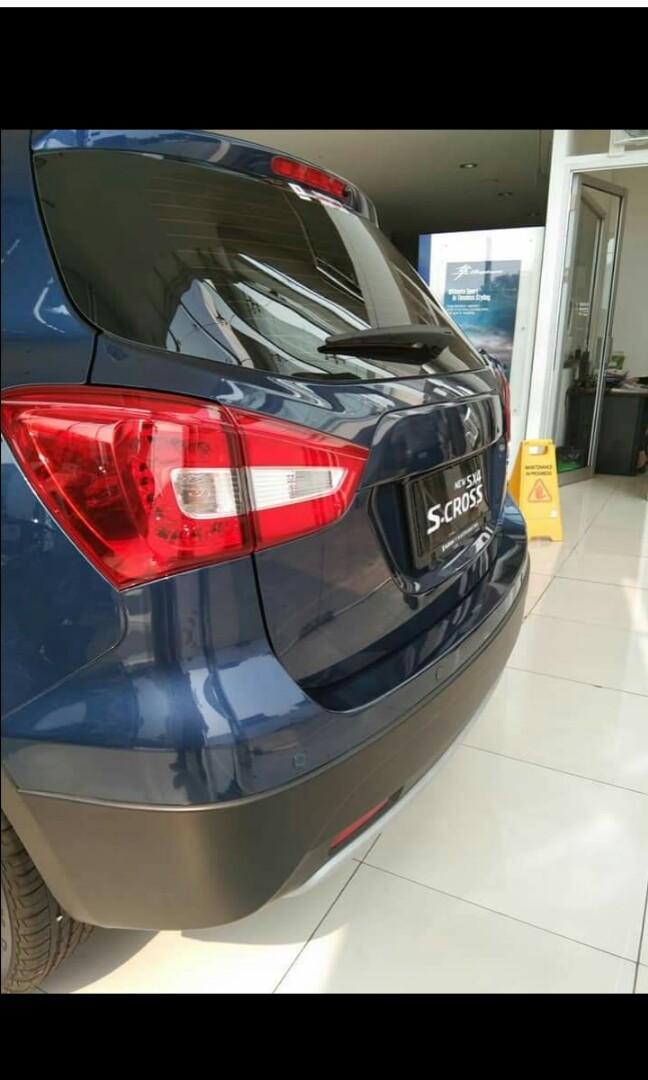Suzuki Sx4-SCROSS Automatic Tdp 20Jt Promo Akhir Tahun