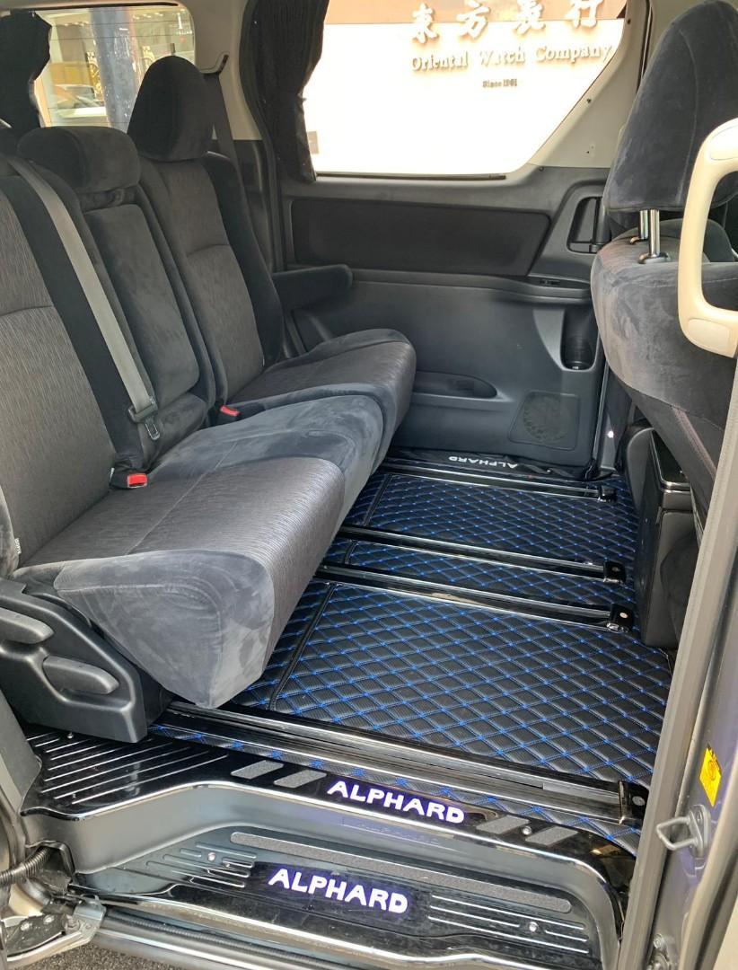 TOYOTA Alphard V6 2010