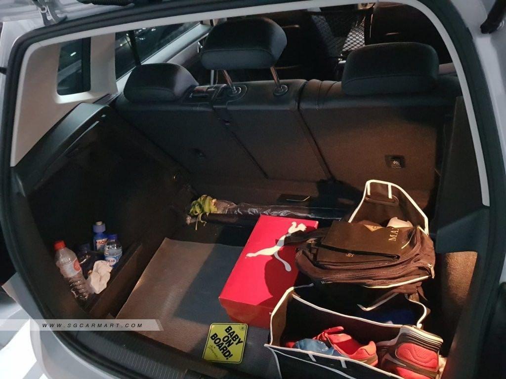 Volkswagen Sportsvan 1.4 Comfortline TSI DSG (A)